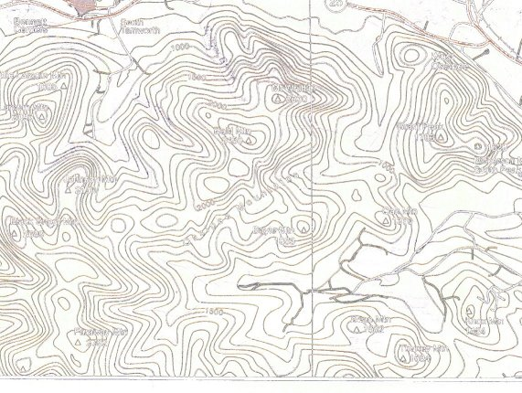 Digital Elevation Modeling And Mapping Digital Elevation Model - Terrain maps free